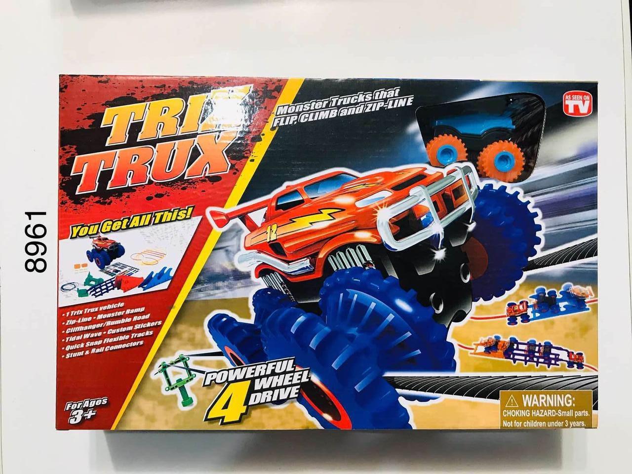 Игровой набор Trix Trux 1 машинки в наборе