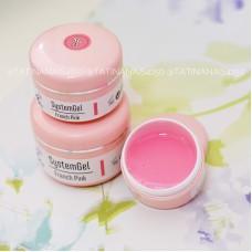 TK Vip-product гель для наращивания ногтей SystemGel #3 (French Pink), 50 мл
