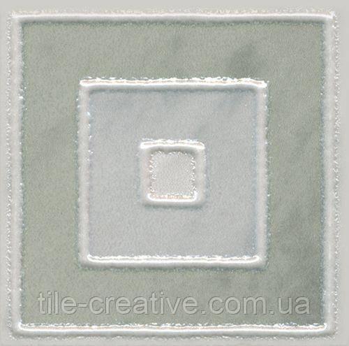 Керамическая плитка Алькала белый7x7x11 AD\A462\SG9321