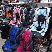 Кресло детское автокресло Kindersafety N-LINE 3 in 1