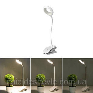 Гнучка настільна лампа, фото 2