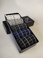 Мужские носки 5 пар в фирменной подарочной упаковке осенние