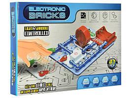 Конструктор электронный ELECTRONIC BRICKS 200