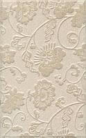Керамическая плитка Сады Сабатини беж структура25x40x8,8 6392