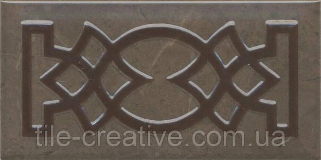 Керамическая плитка Декор Эль-Реаль20x9,9x9,2 AD\B490\19053