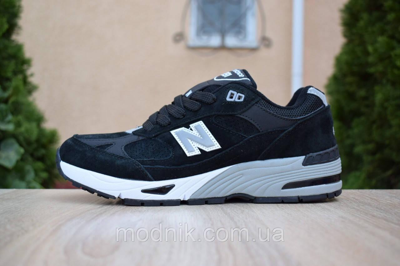 Мужские кроссовки New Balance 999 (черные)