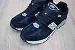 Мужские кроссовки New Balance 999 (черные), фото 9