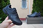 Мужские кроссовки ECCO Biom FJUEL (черные), фото 4