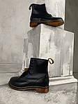 Женские зимние ботинки Dr. Martens (черные), фото 9