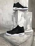 Мужские кроссовки Nike Air Jordan 3 Retro Cyber Monday Black, фото 6