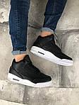 Мужские кроссовки Nike Air Jordan 3 Retro Cyber Monday Black, фото 9