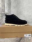 Мужские зимние ботинки UGG David Beckham Boots (черные), фото 4