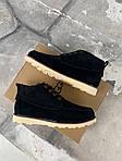 Мужские зимние ботинки UGG David Beckham Boots (черные), фото 10