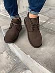 Мужские зимние ботинки UGG Brown (коричневые), фото 2