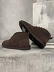 Мужские зимние ботинки UGG Brown (коричневые), фото 5