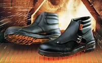 Рабочие ботинки сварщика Польша,товар со склада!