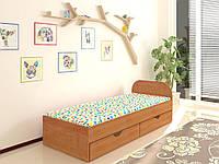 Детская/подростковая кровать Соня-1 с ящиками для белья