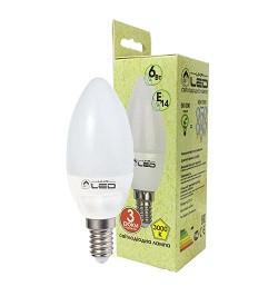 LED лампы с цоколем E14