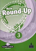 Round-Up 3 New Teacher's Book with Audio CD (книга вчителя)