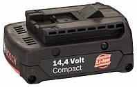 Аккумулятор 14,4V 1,3 А*Ч Li-Ion Bosch 2607336150