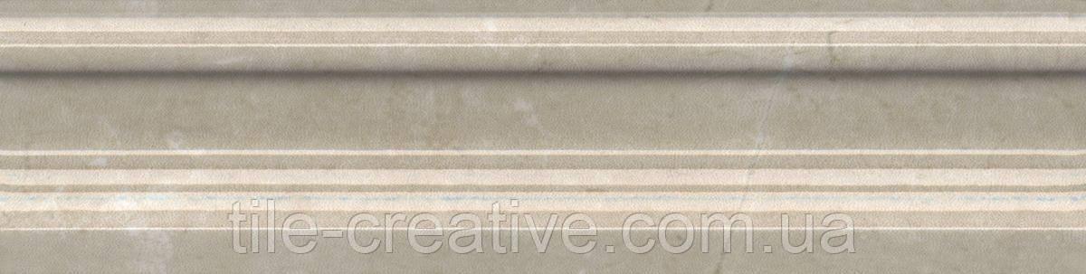 Керамическая плитка Бордюр Багет Эль-Реаль беж20x5x19 BLB036