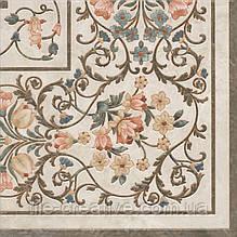 Керамическая плитка Декор Лирия ковёр угол лаппатированный40,2x40,2x8 VT\A17\SG1544L