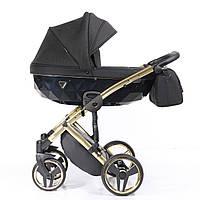 Детская универсальная коляска 2 в 1 Junama Onyx 03