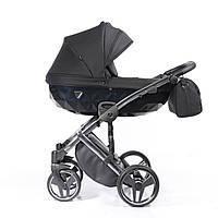Детская универсальная коляска 2 в 1 Junama Onyx 04