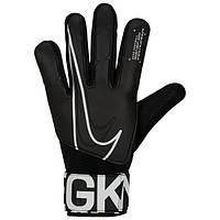 Вратарские перчатки Nike Goalkeeper Match  GS3883-010 (полиуретан - латекс)