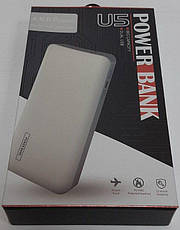Повербанк A.N.D 16000 mah Power Bank внешний аккумулятор АНД U5, фото 3