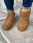 Мужские зимние ботинки UGG Brown (коричневые), фото 9
