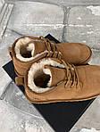 Мужские зимние ботинки UGG Brown (коричневые), фото 10