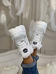 Женские зимние ботинки Buffalo (белые), фото 3