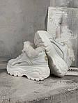 Женские зимние ботинки Buffalo (белые), фото 5