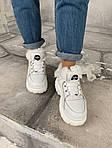 Женские зимние ботинки Buffalo (белые), фото 10