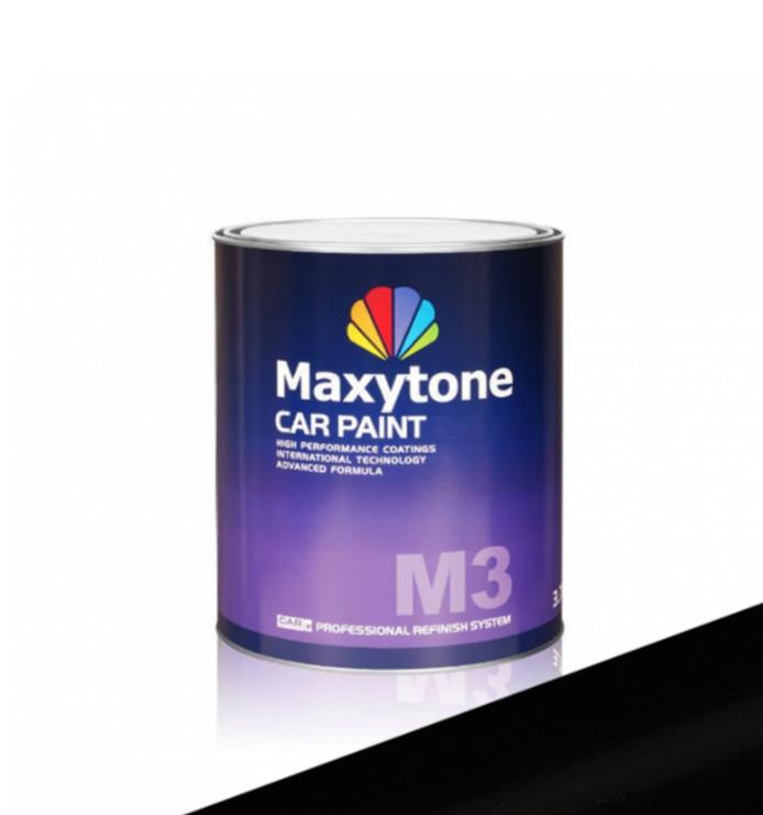 Базовая эмаль 1K Basis Autolack LAD635 черный шоколад «MAXYTONE» (металлик)
