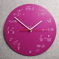 Настенные часы Точные науки - 2