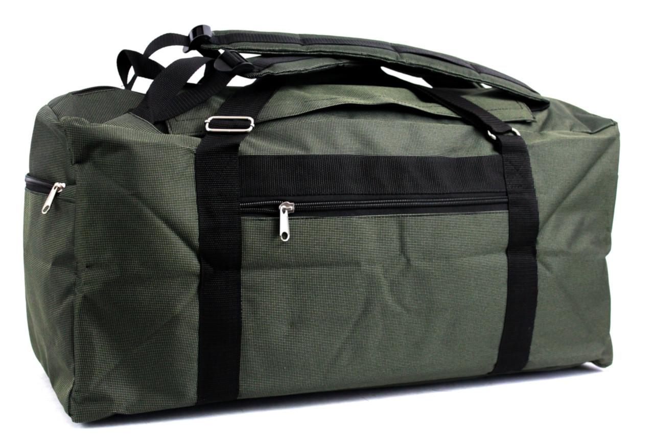 Дорожная сумка-рюкзак 1610-1(55см)