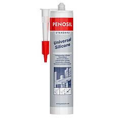 PENOSIL Универсальный силиконовый герметик Standard Universal Silicone 280 ml, прозрачный