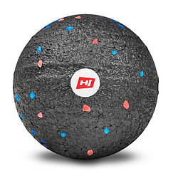 Массажный мяч EPP 100 мм HS-P100MB для расслабления и восстановления мышц