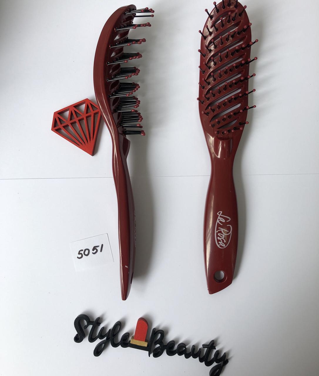 Щітка для волосся La Rosa 5051