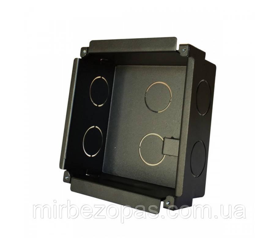 Накладная панель для монтажа видеопанелей VTOB107