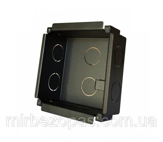Накладная панель для монтажа видеопанелей VTOB107, фото 2