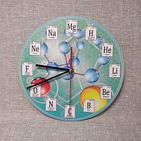Настенные часы для Кабинета химии 30 см