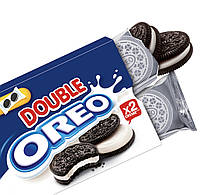 Oreo Double Шоколадное печенье с двойной молочной начинкой, фото 2