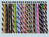 Образцы декоративных шнуров
