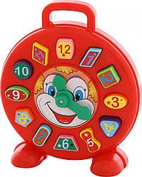 """Годинник """"Клоун"""" (в сіточці) (Полісся)"""