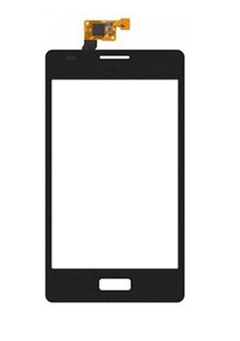 Сенсор (Тачскрін) для LG E610 | E612 | L5 (Чорний) Оригінал Китай