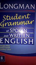 Longman Student Grammar of Spoken and Written English.