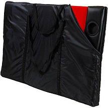 Складной покерный стол Pro Poker Compact 208х106х3 см Красный (830894), фото 2